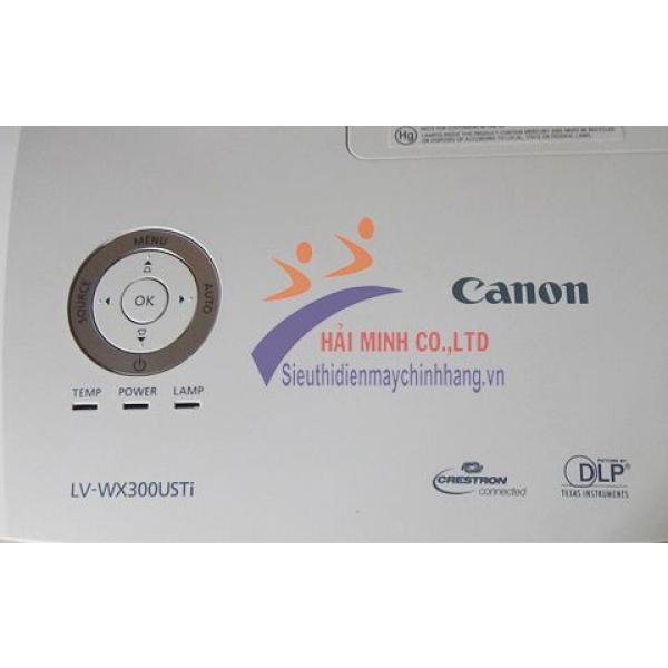 Máy chiếu Siêu gần Canon LV-WX300USTI