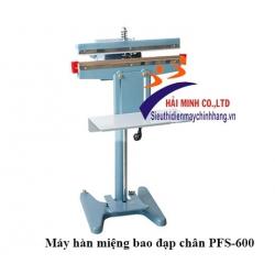 Máy hàn miệng bao đạp chân PFS-600
