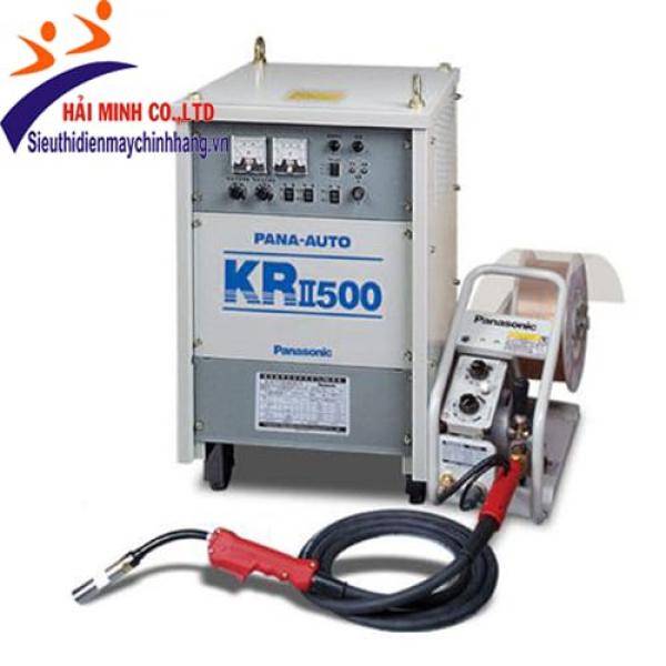 Máy hàn bán tự động panasonic KRII-500