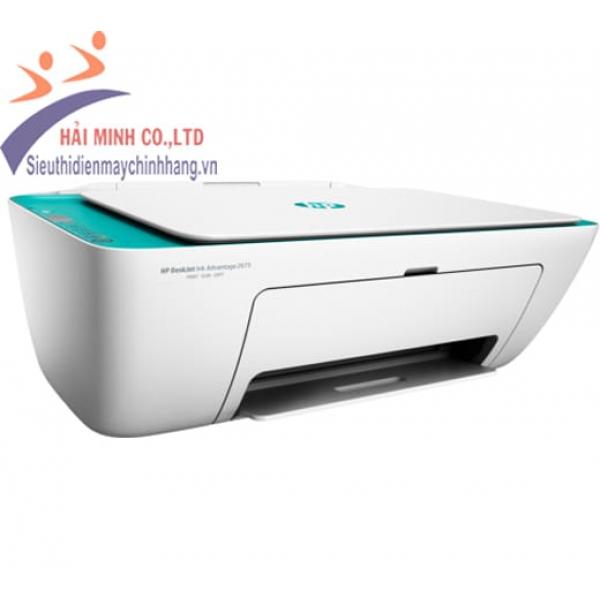 Máy in phun màu đa chức năng HP DeskJet IA 2675 (V1N02B) (In, Scan, Copy, Wifi)