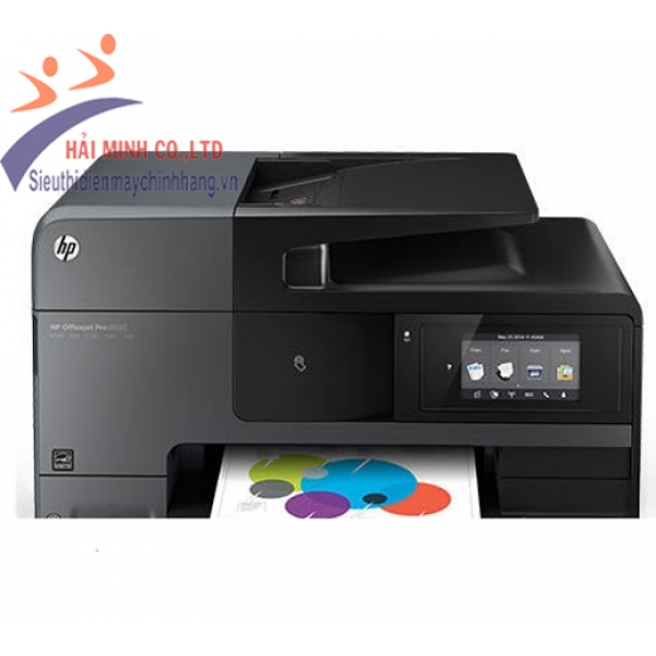Máy in phun màu HP OfficeJet Pro 8710 All-in-One Printer (D9L18A)