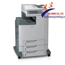 Máy in Laser Màu Đa chức năng HP Color LaserJet 4730 MFP