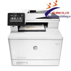 Máy in Laser Màu Đa chức năng HP LaserJet Pro 400 color MFP M477FDN (CF378A)