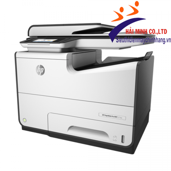 Máy in Phun màu Đa chức năng HP PageWide Pro 577dw (D3Q21D)