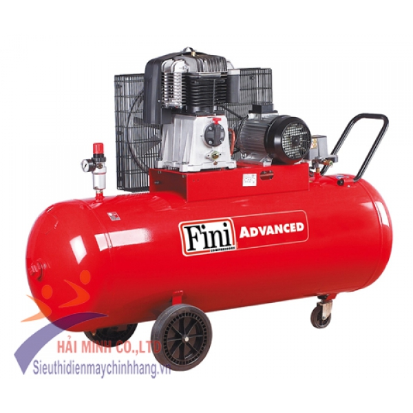 Máy nén khí Fini MK 103-90-3 (Ý)