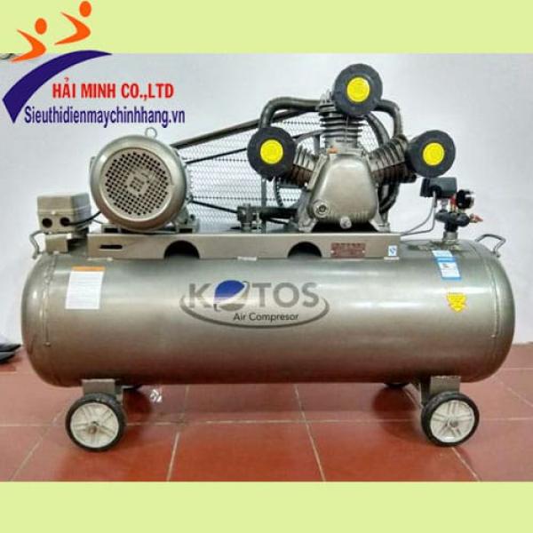 Máy nén khí không dầu, dây đai HD-W-1.0/8-300L