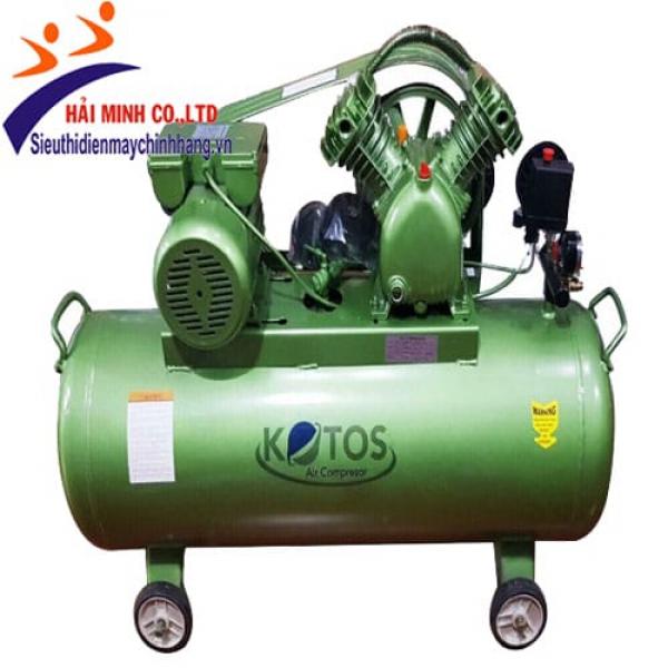 Máy nén khí không dầu, dây đai HD-V-0.25/8-120L
