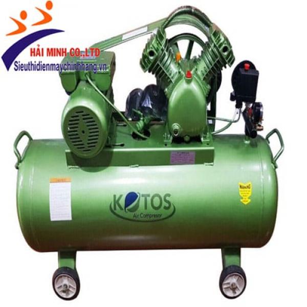 Máy nén khí không dầu dây đai HD-W-0,36/8-150L