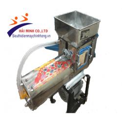 Máy nghiền vắt nghệ liên hoàn Inox NG-250 (đã gồm motor)