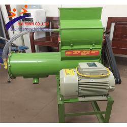 Máy nghiền vắt nghệ liên hoàn sắt NG-250S (đã motor)