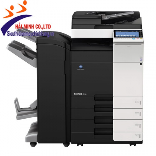 Máy photocopy KONICA MINOLTA Bizhub 224e