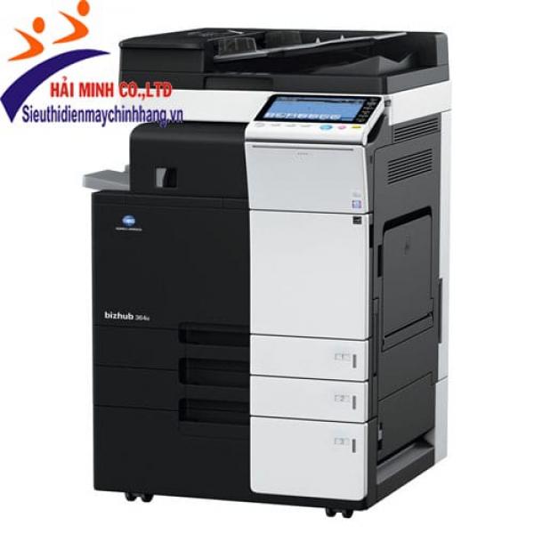 Máy photocopy Konica Minolta Bizhub 364e
