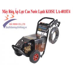 Máy phun áp lực rửa xe KOISU LA-4018T4