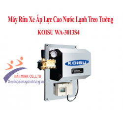 Máy phun áp lực KOISU WA-3013S4 (treo tường)