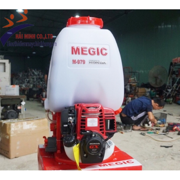 Máy phun thuốc Honda MEGIC M-979 GX25