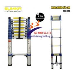 Thang nhôm rút Sumika SKB510