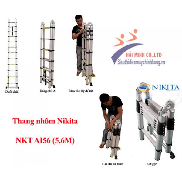 Thang nhôm Nikita NKT AI56 (5.6M)