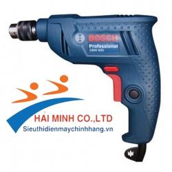 Máy khoan Thông thường Bosch GBM 600