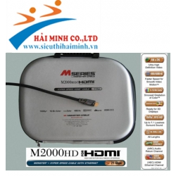 Cáp HDMI Monter M2000HD 10,67m
