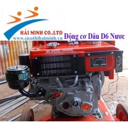 Động cơ Diesel D6 Nước (R175)