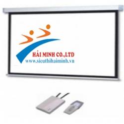 Màn chiếu điện tử remote 120 inchs (2m13*2m13)