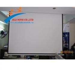 Màn chiếu treo tường 136 inchs (2m44 * 2m44)