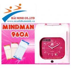 Máy chấm công thẻ giấy MINDMAN M960A (in búa)