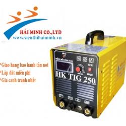 Máy hàn TIG inverter Hồng Ký HK250TIG-220V (khí ARGON)
