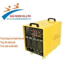 Máy hàn TIG inverter Hồng Ký HKTIG315ACDC-380V (khí ARGON)