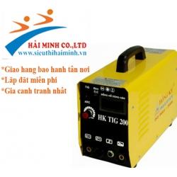 Máy hàn TIG inverter Hồng Ký HKTIG200-220V-PK (khí ARGON)