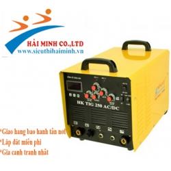Máy hàn TIG inverter Hồng Ký HKTIG250ACDC-220V (khí ARGON)
