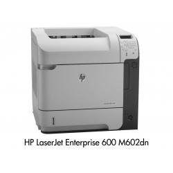 Máy in HP LaserJet Ent 600 M602dn
