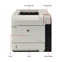 Máy in đảo mặt in mạng HP Ent 600 M603dn