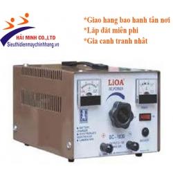 Máy nạp Ắc Quy Lioa DC03018
