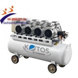 Máy nén khí không dầu Kotos HD750*4 -120L