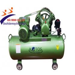 Máy nén khí không dầu dây đai Kotos HD- V-0.17/8- 100L