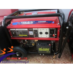 Máy phát điện YAMABISI EC6500DX 5KVA giật nổ