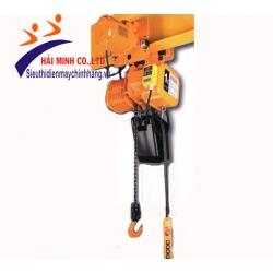 Pa lăng xích điện DSM-3W 3 tấn con chạy