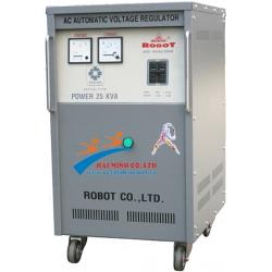 Ổn áp ROBOT 25KVA RENO 818 (150V-250V )