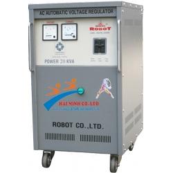 Ổn áp ROBOT 20KVA RENO 818 (150V-250V )