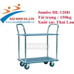 Xe đẩy hàng Jumbo HL 120D