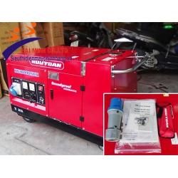 Máy phát điện Hữu Toàn Kohler HK11000TDX giảm thanh 10KVA 3 pha