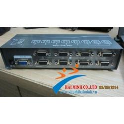 Bộ chia VGA 1 ra 8 DTECH DT-7258