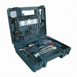 Máy khoan động lực Bosch GSB 13 RE (gồm bộ set)