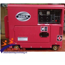 Máy phát điện Diesel Yamabisi DG6LN
