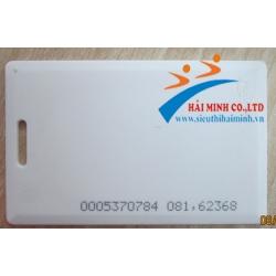 Thẻ từ cảm ứng 18 mã ID