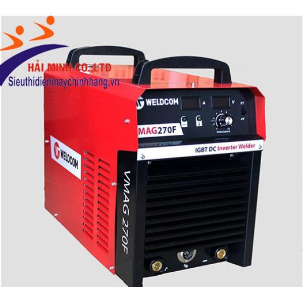 Máy hàn CO2 VMAG 270F Weldcom