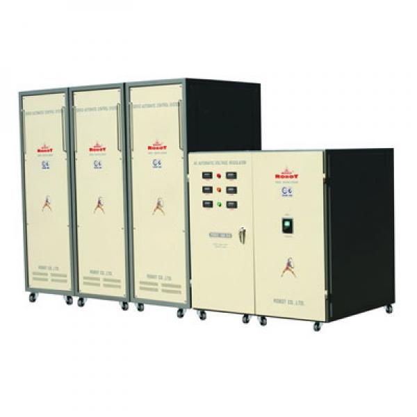 Ổn áp ROBOT 500KVA 3 Pha (300V - 420V)