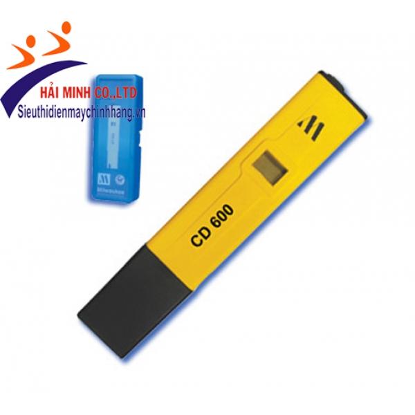 Bút đo TDS điện tử hiện số MILWAUKEECD600