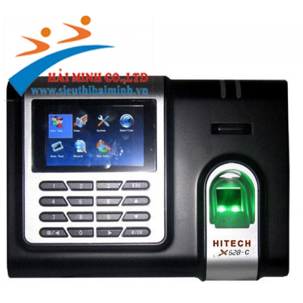 Máy chấm công vân tay HITECH X628-C